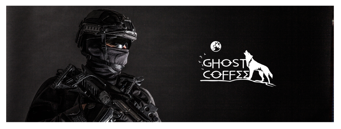 GHOST COFFEE 2021