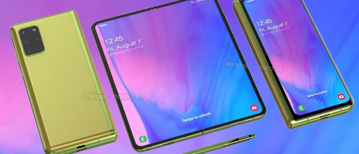 Samsung Galaxy Fold 2 - začíná se nám rýsovat