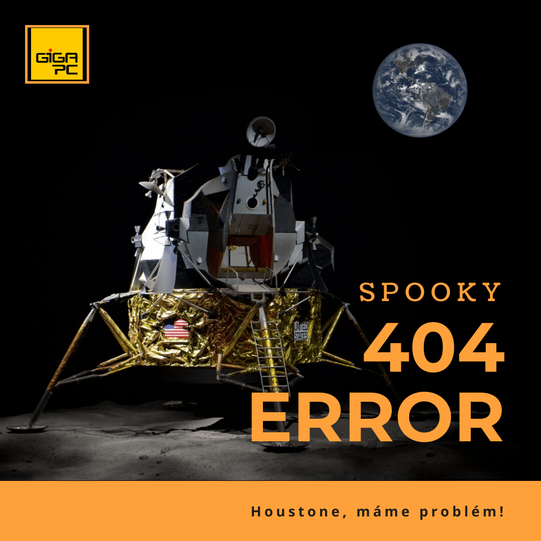 ERROR 404 Apollo Earth