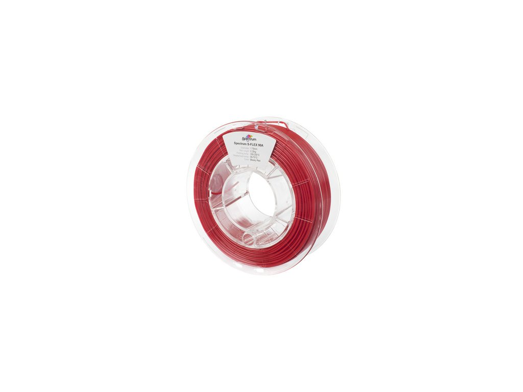 pol pm Filament S Flex 90A 1 75mm BLOODY RED 0 25kg 1201 1 (1)