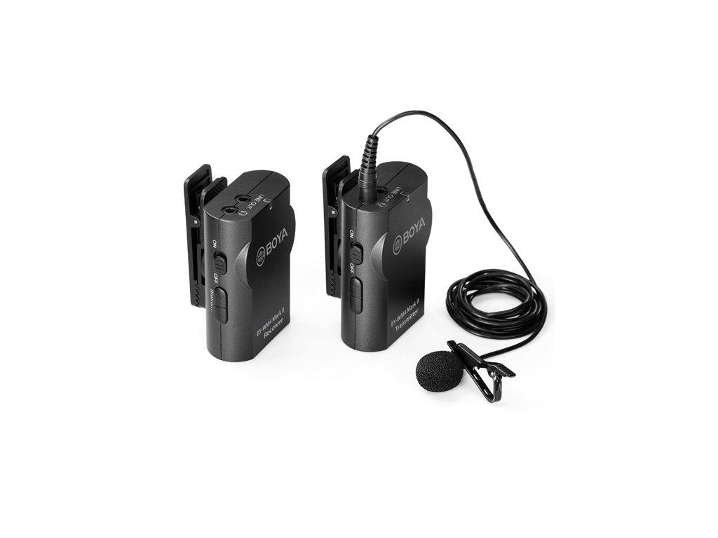 Bezdrátový mikrofonní set Boya BY WM4 Mark II 2