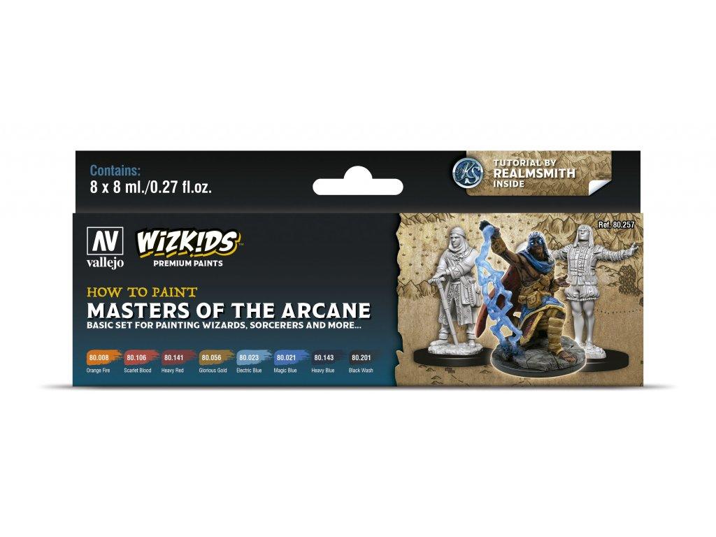 80257 Wizkids Masters Arcane