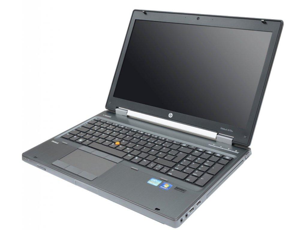 HP EliteBook 8560w 2