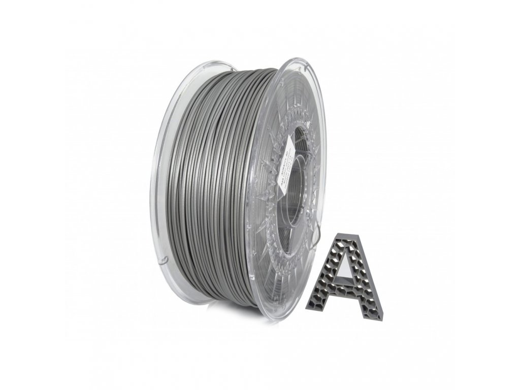 ASA aluminium grey Aurapol 1 1000x1000w