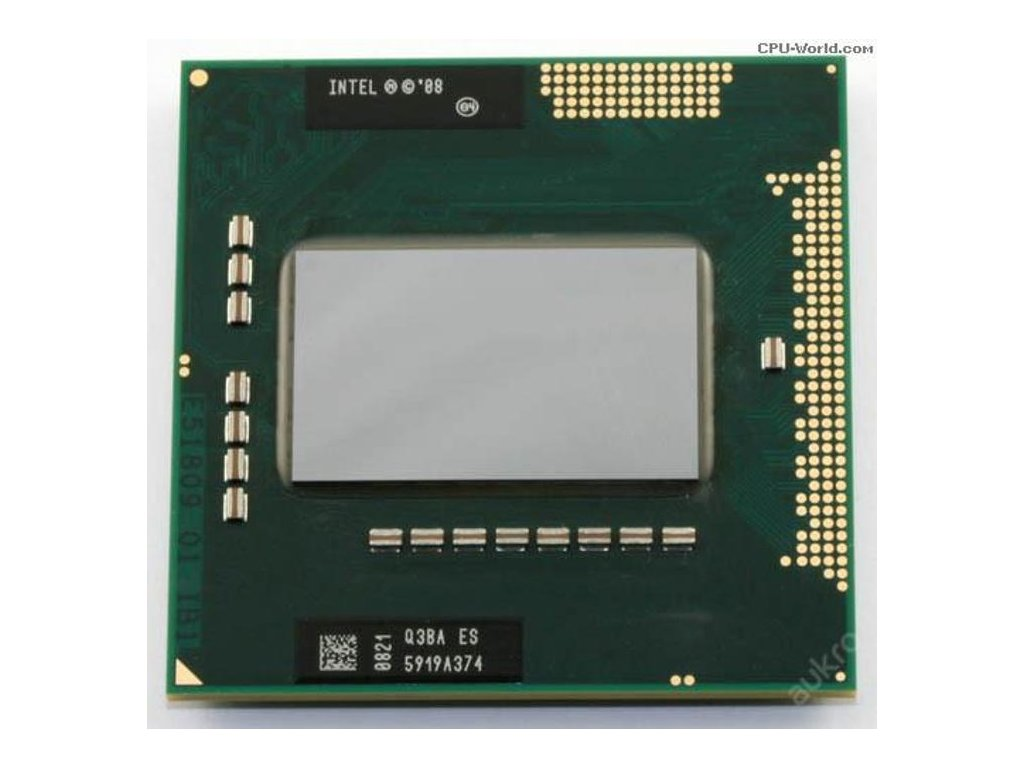 Intel Core i7 720QM