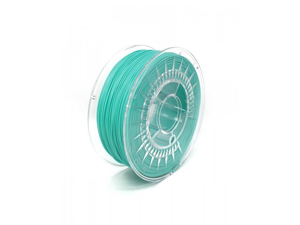 9534 3 pla filament z recyklatu 1 75 mm tyrkysova eko mb 1 kg
