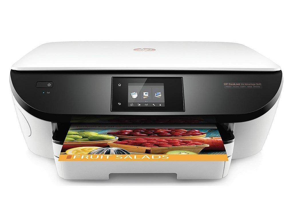 HP DeskJet Ink Advantage 5645 All in One