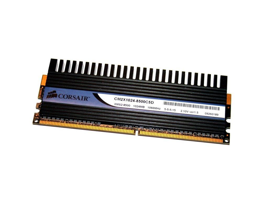 Corsair Dominator 2GB
