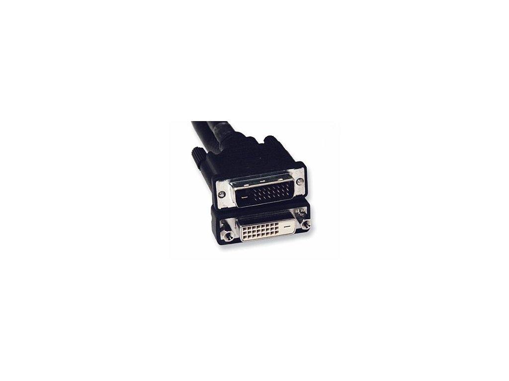 PremiumCord DVI D prodlužovací kabel,dual link