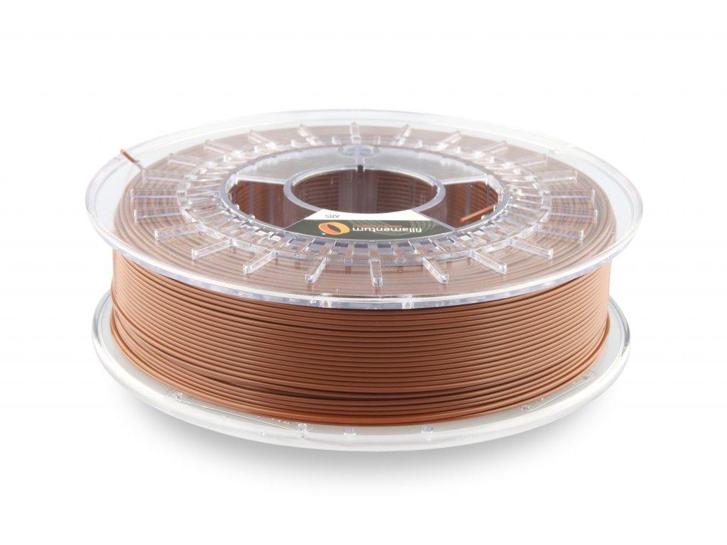 """ABS Extrafill """"Signal brown"""" 1,75mm 750g Fillamentum"""
