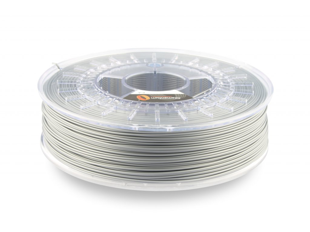 "ASA Extrafill ""Metallic grey"" 1,75 mm 3D filament 750g Fillamentum"
