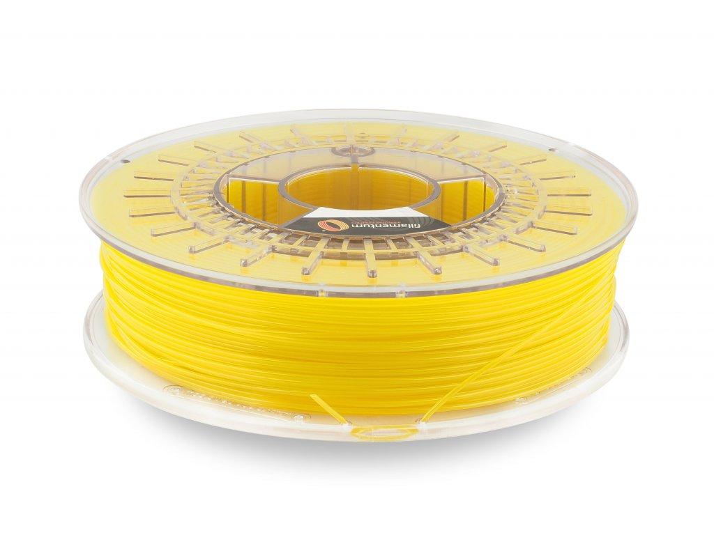 Lemonade translucent Fillamentum spool
