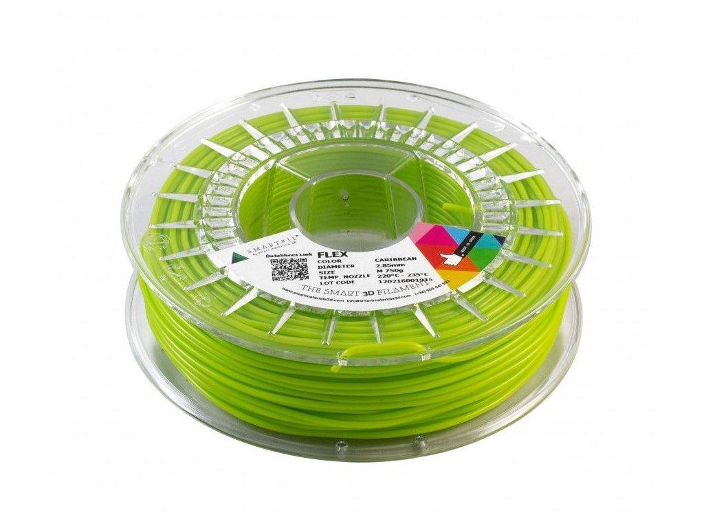 FLEX tisková struna green caribean 2,85 mm