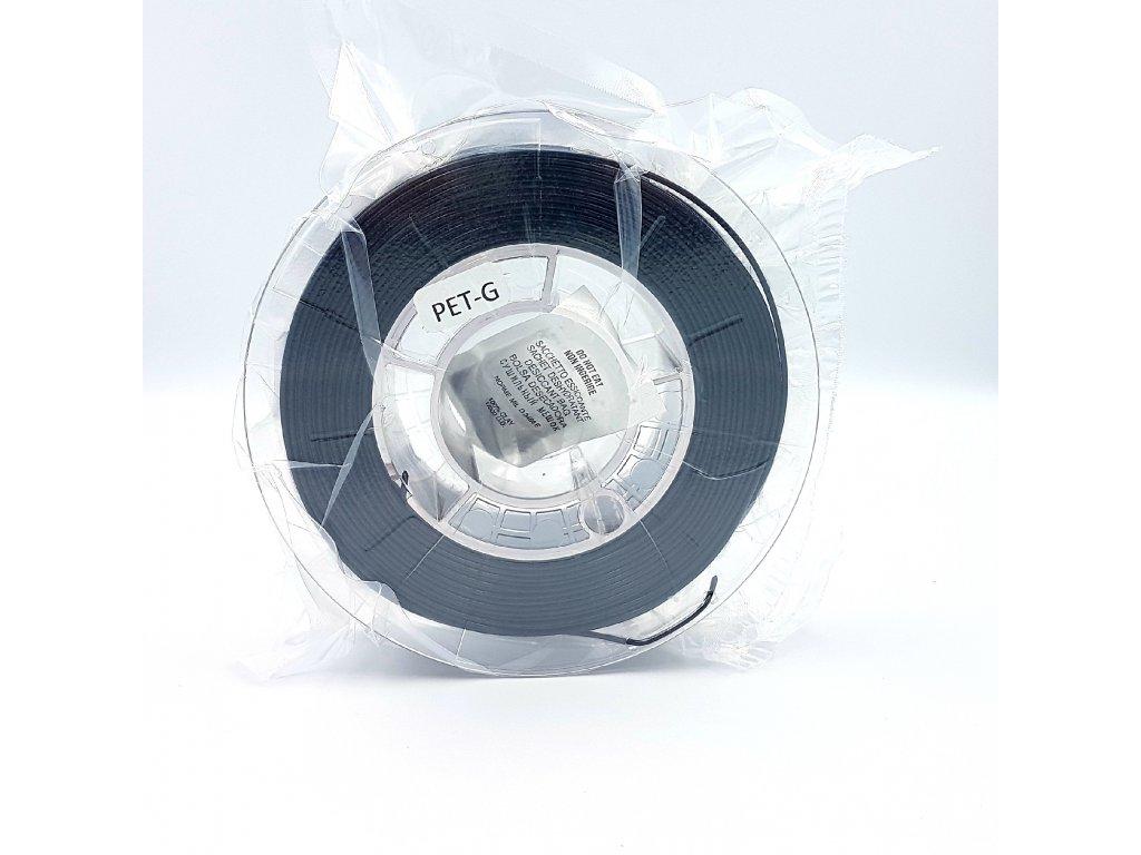 PET-G filament 1,75 mm černý Devil Design 330g