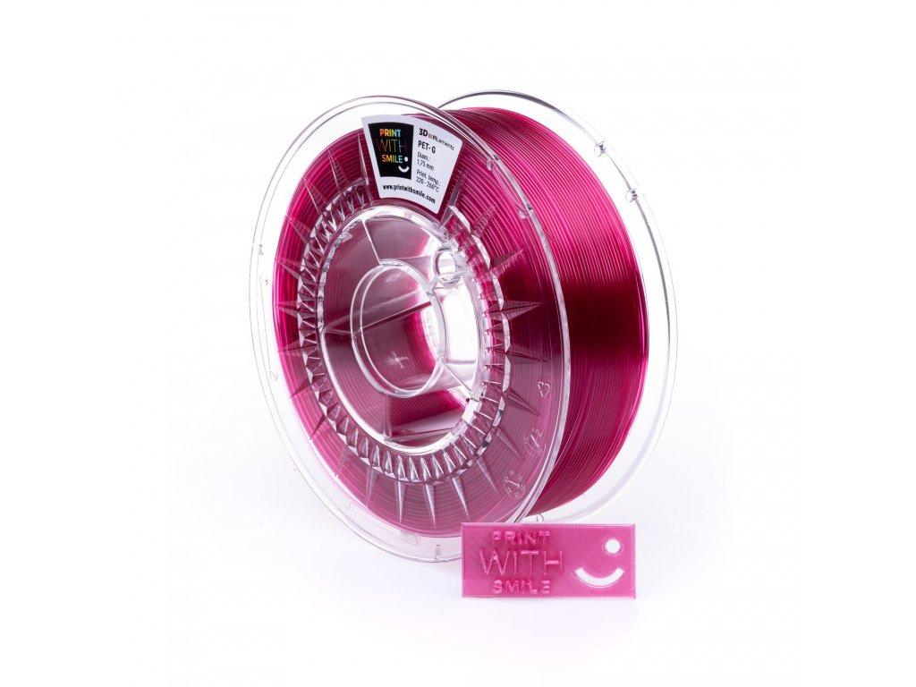PET G Raspberry Pink 1
