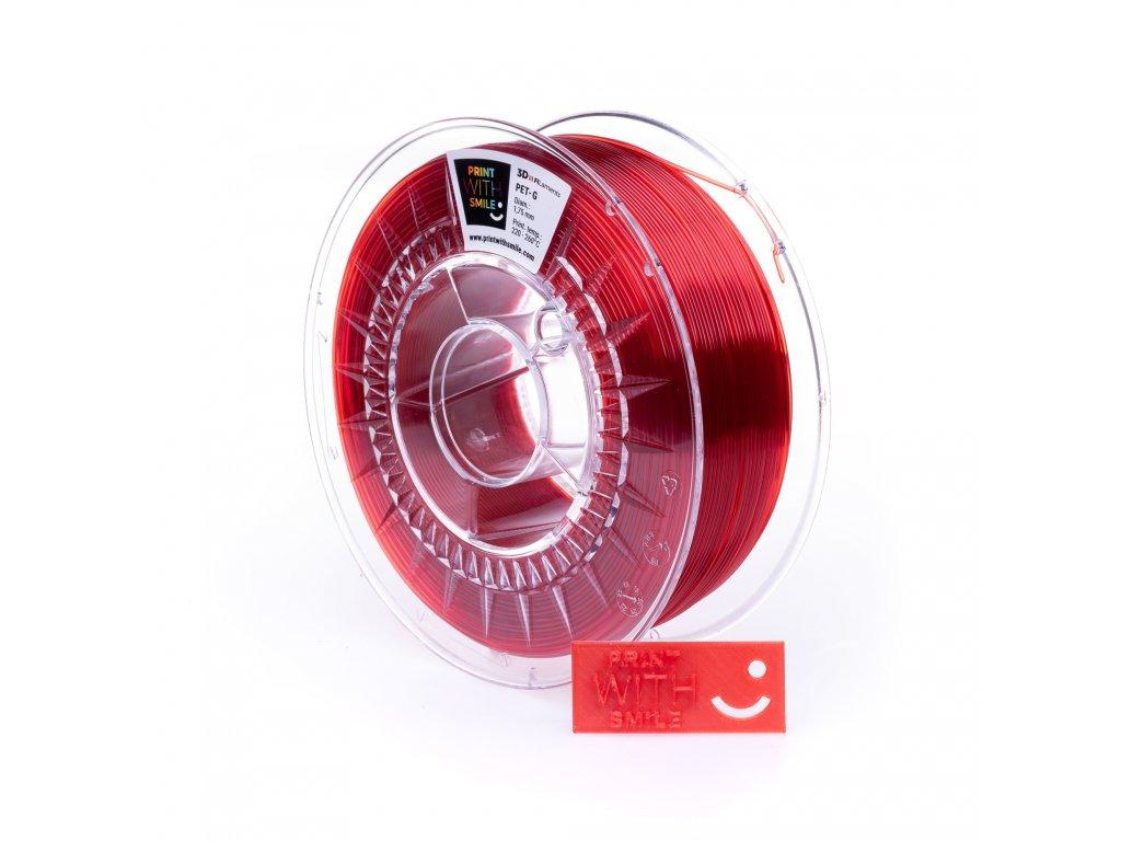 PETG rubin red 2