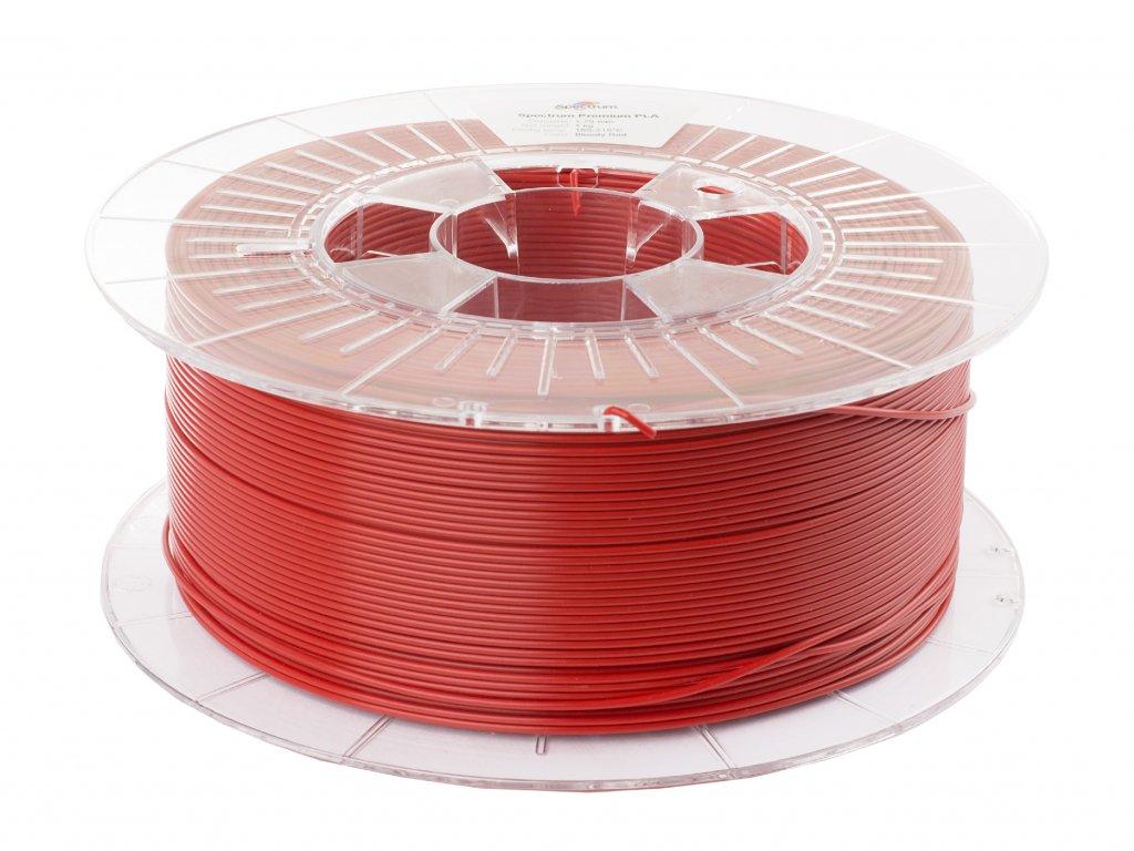 PETG tisková struna Bloody Red 1,75 mm Spectrum 1 kg
