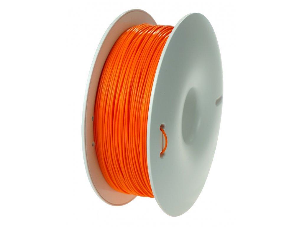 3660 1 petg filament oranzovy 1 75mm fiberlogy 850g