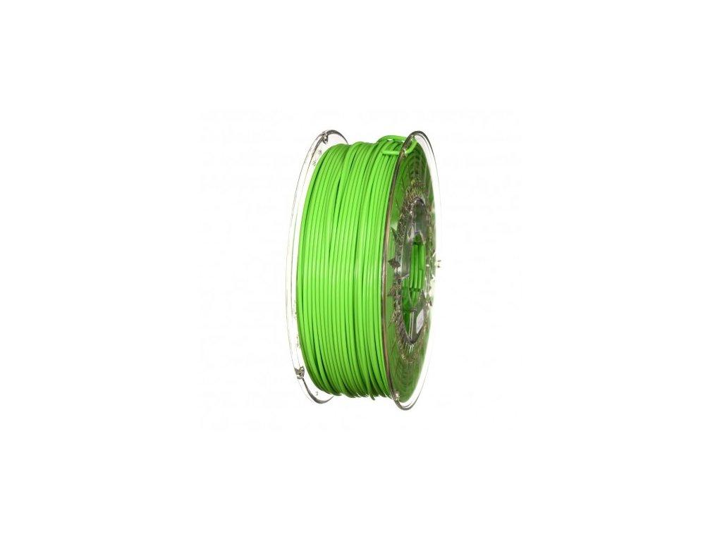 pla 285 devil design 1kg bright green