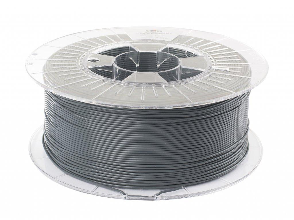 PLA filament Dark Grey 1,75 mm Spectrum 1 kg