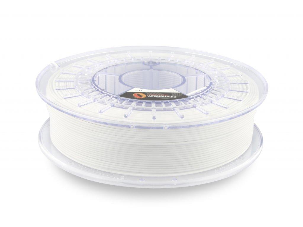 PLA filament Extrafill bílý 2,85mm 750g Fillamentum