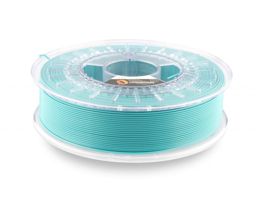 PLA filament Extrafill tyrkysový modrý 1,75mm 750g Fillamentum