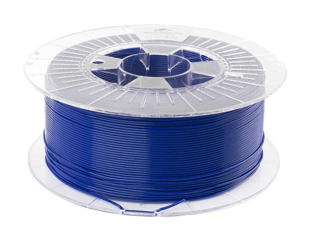 D PLA 1,75 Navy Blue 2