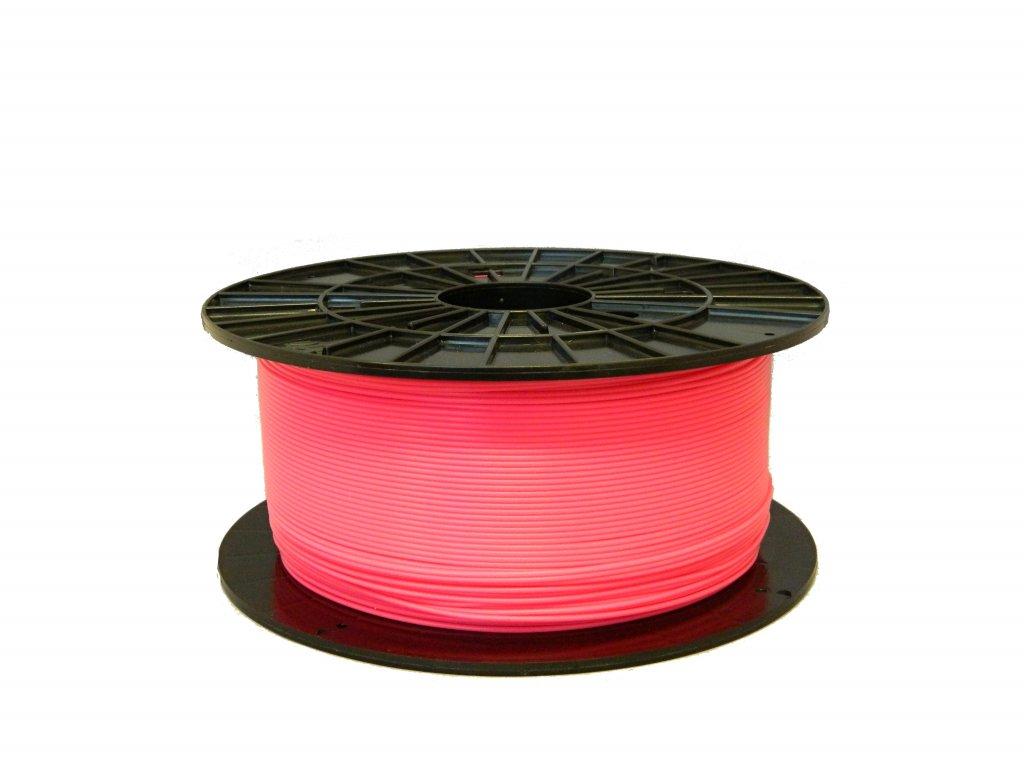 PLA tisková struna růžová 1,75 mm 1 kg Filament PM