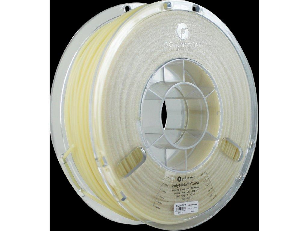 PolyMide CoPa Nylon filament natural 1,75mm Polymaker 750g