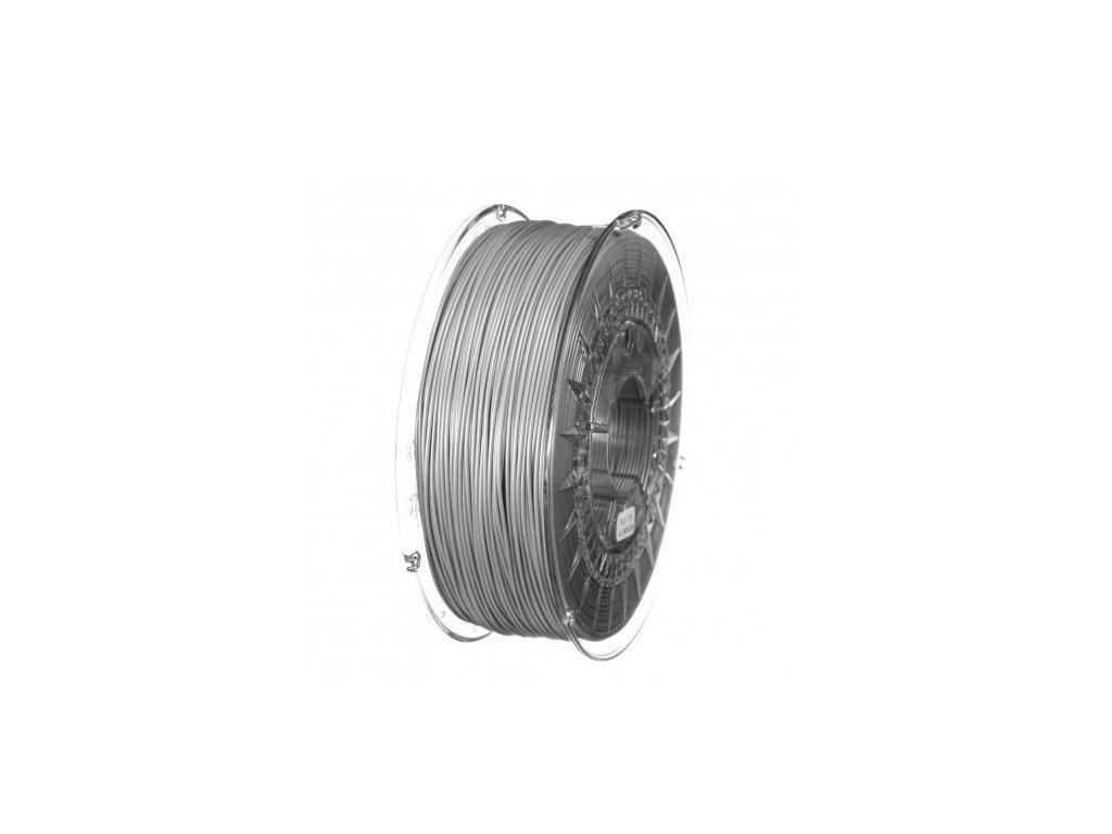 TPU filament hliníkový 1,75 mm 1 kg DD
