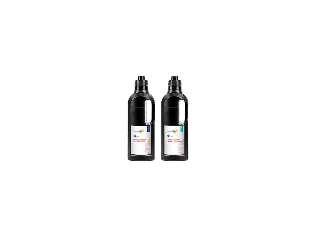UV Resin odlévatelný Photocentric růžový 1 kg pro LASER tiskárny