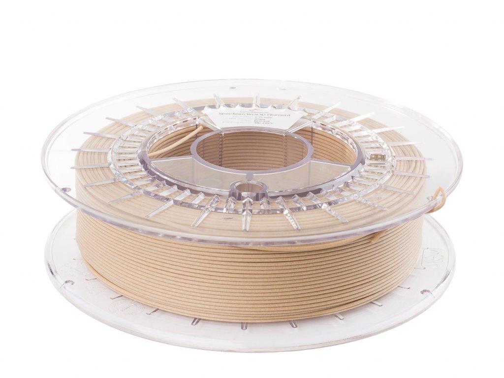 PLA WOOD tisková struna Spectrum 1,75mm