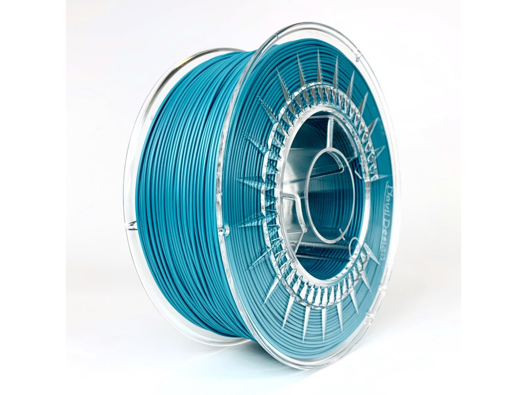 6749 pet g filament 1 75 mm modry ocean ocean blue devil design 1 kg