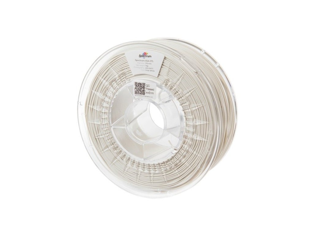 pol pl Filament ASA 275 1 75 mm Polar White 1kg 1215 1