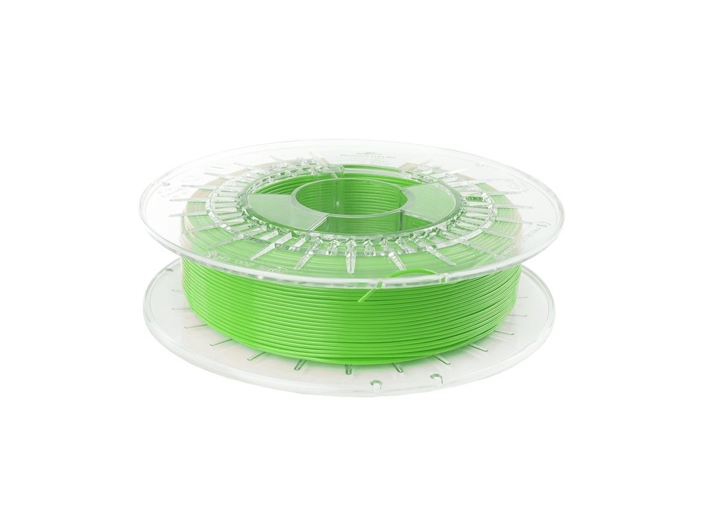 Filament S Flex 90A 1 75mm LIME GREEN 0,50kg2