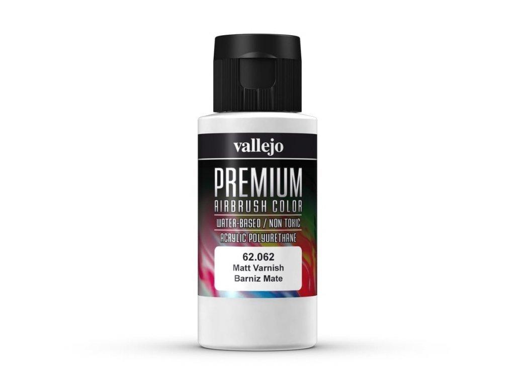 7175 lak vallejo premium color 62062 matt varnish 60ml