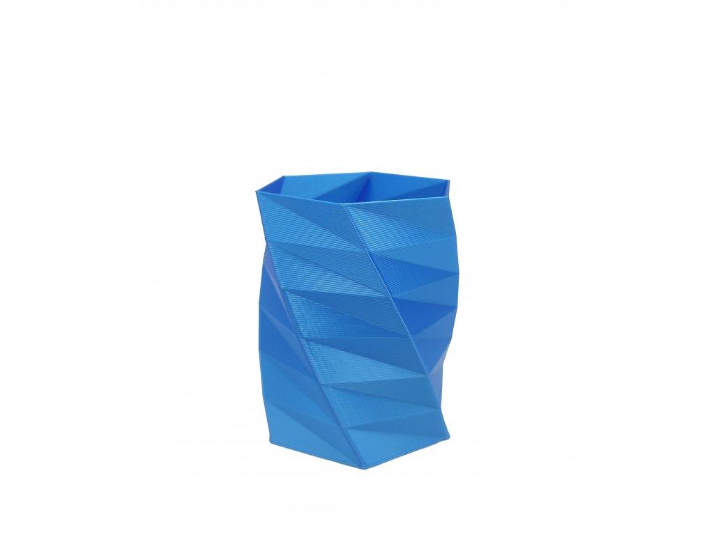 fibersilk metallic blue filament