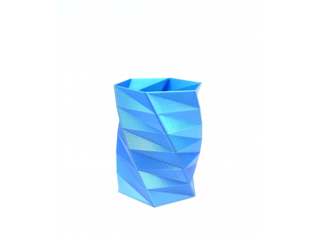filament fibersilk metallic turquoise