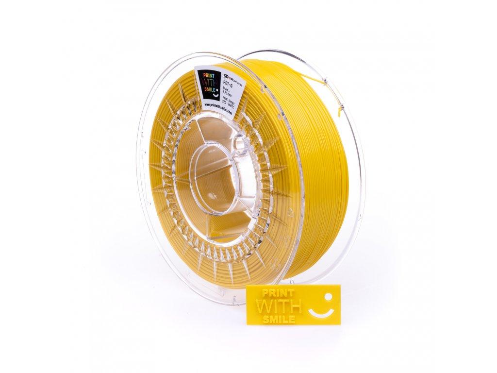 PETG yellow 2