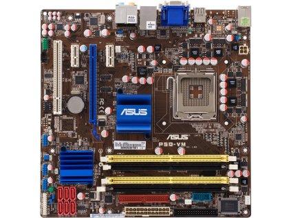 ASUS P5Q VM