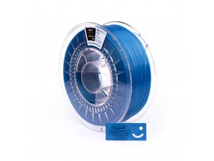 PLA metallic blue 2