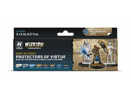 80252 Wizkids Protectors Virtue
