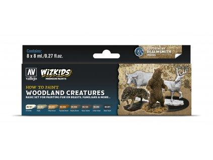 80254 Wizkids Woodland Creatures