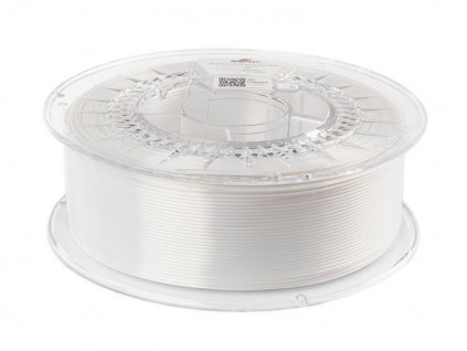 pol pl Filament SILK PLA 1 75mm Pearl White 1kg 1279 1