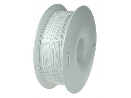 9005 2 vzorek 20 metru pla mineral brousitelny filament bily 1 75mm fiberlogy
