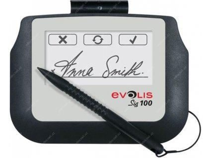 Evolis Sig100 Bundle 3