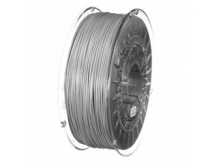 ABS+ filament 1,75 mm hliníkový Devil Design 1 kg