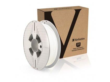 BVOH podpůrný filament 1,75 mm bílý Verbatim 0,5 kg