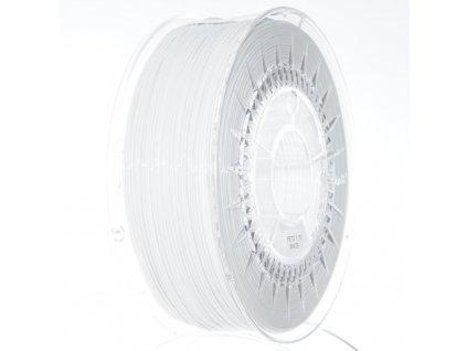 PETG filament 2,85 mm bílý DEVIL DESIGN