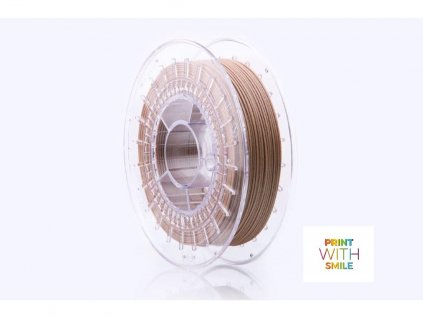 PLA BAMBOO filament 1,75 mm Print With Smile 0,45kg